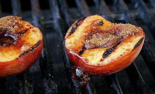 ızgara meyve, tatlı alışkanlığınızdan kurtulun