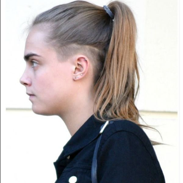 cara delevingne new hair