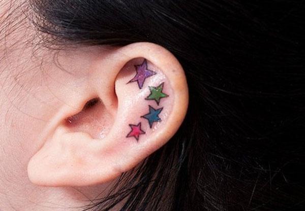 ear-star-tattoo