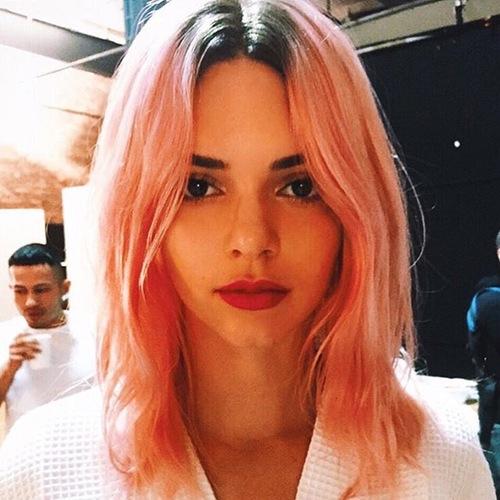 kendall-jenner-pink-hair