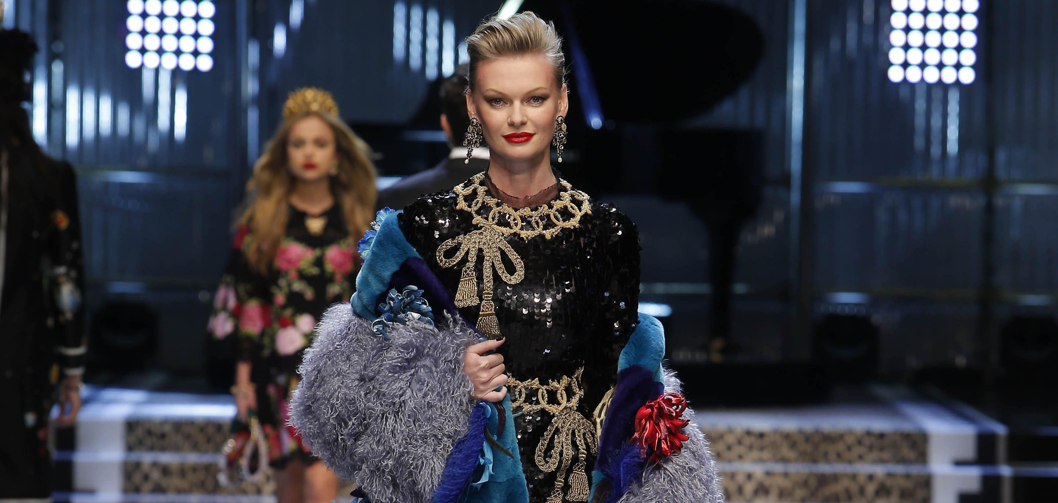 Dolce&Gabbana_women's fashion show fw17-18_Runway_images (68)